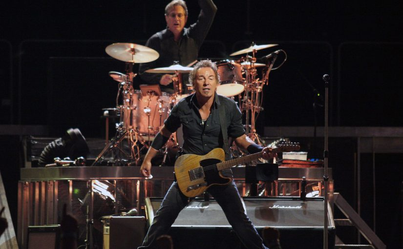 Bruce Springsteen in concert