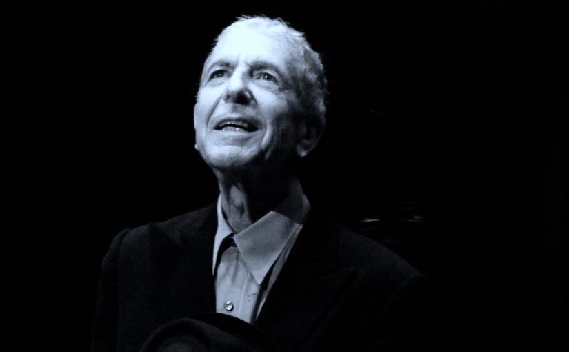 Suzanne by Leonard Cohen – a gap-fill listening comprehension exercise