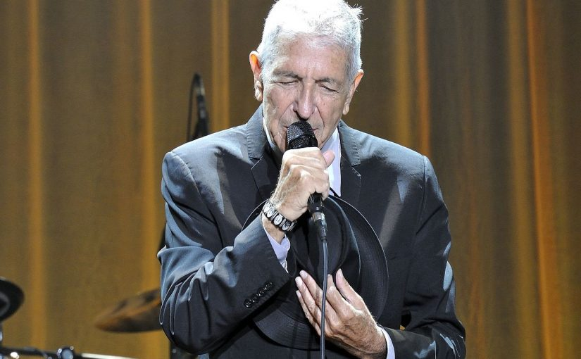Leonard Cohen: Famous Blue Raincoat – a listening comprehension exercise