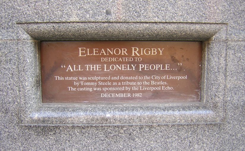 The Beatles: Eleanor Rigby – gap filling