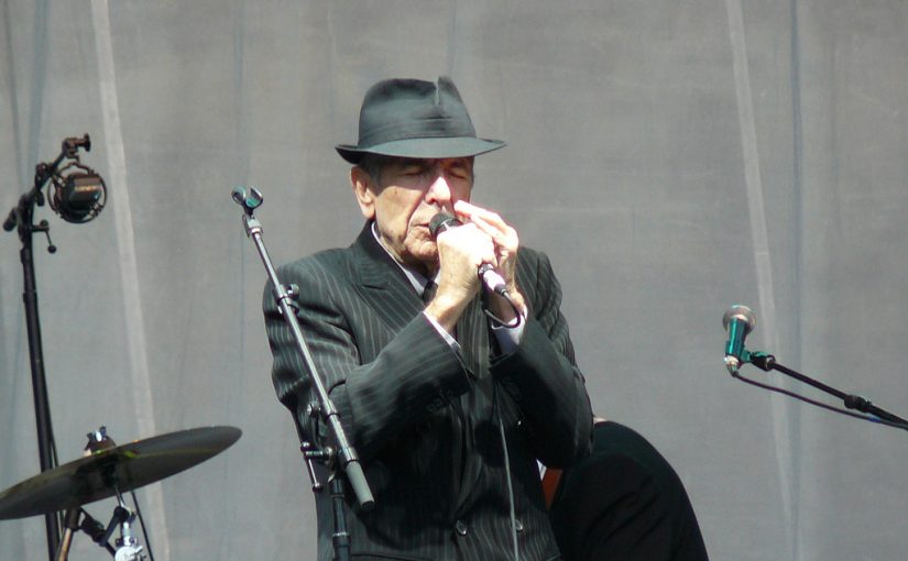 Hallelujah by Leonard Cohen: a listening comprehension exercise