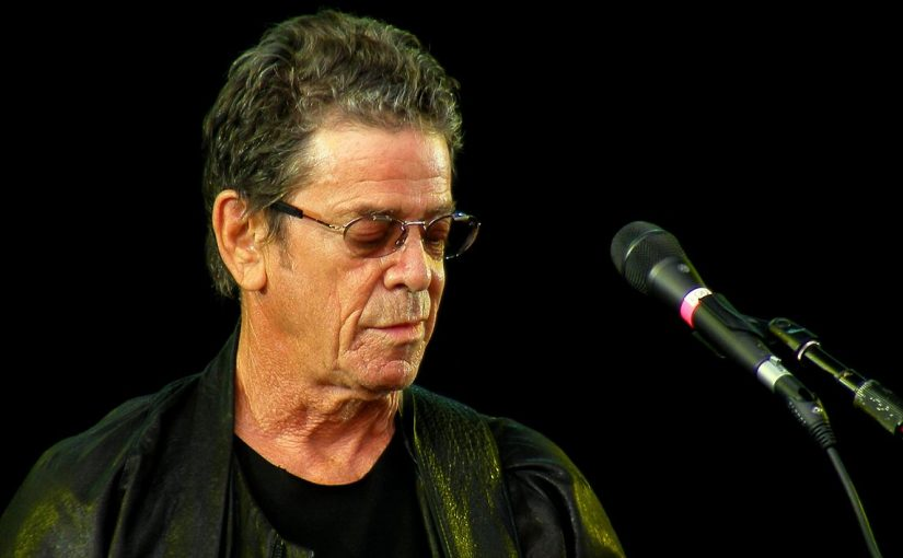 Lou Reed in concert