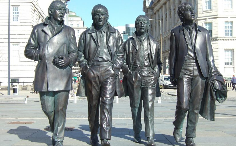 Hey Jude by The Beatles — a listening comprehension gapfill