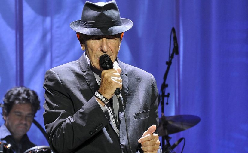 Hallelujah by Leonard Cohen – an open cloze listening comprehension exercise