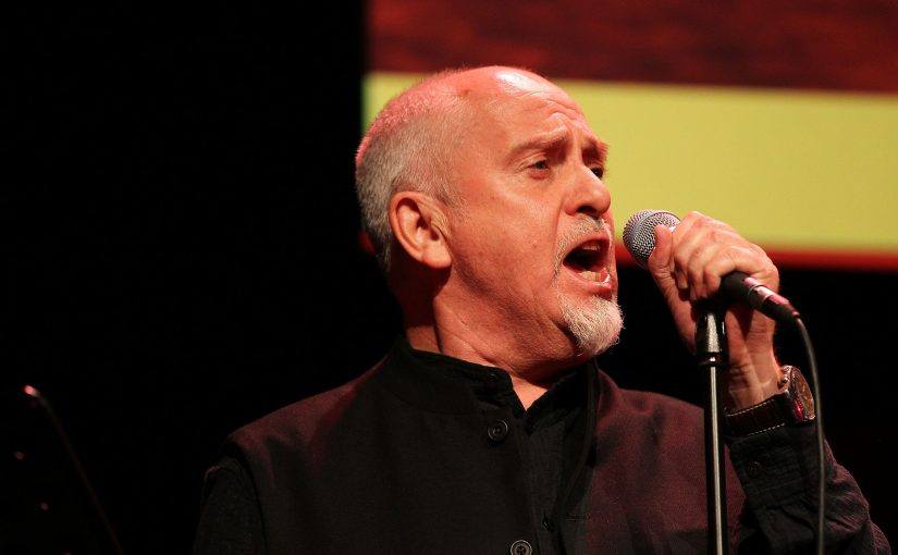 Solsbury Hill by Peter Gabriel – a listening comprehension exercise