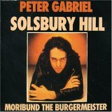 cover of Peter Gabriel single Solsbury Hill
