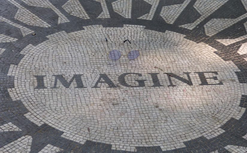 John Lennon: Imagine – a listening comprehension exercise